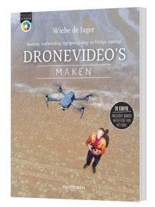 dda3c5330f7 Wil je meer lezen over het vliegen en filmen met een drone? Dan is het boek  'Dronevideo's maken' iets voor jou!